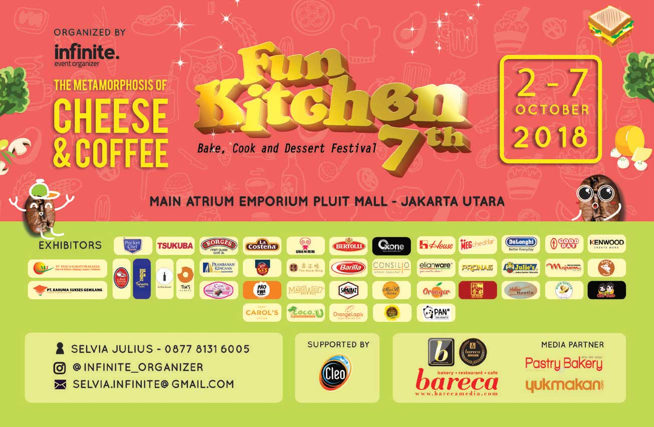 Fun Kitchen 7th at Emporium Mall Pluit