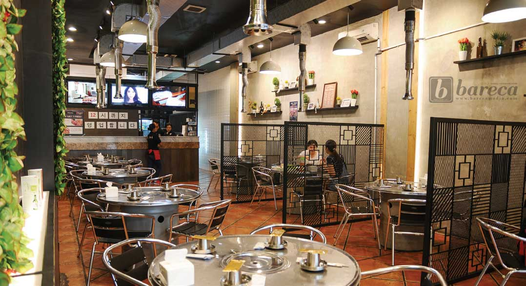 Mr Park, Usung Konsep Casual Korean BBQ Restaurant
